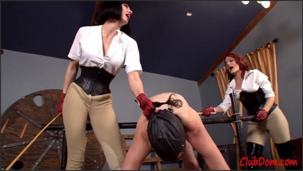 Clubdom.com- Brutally Merciless Caning