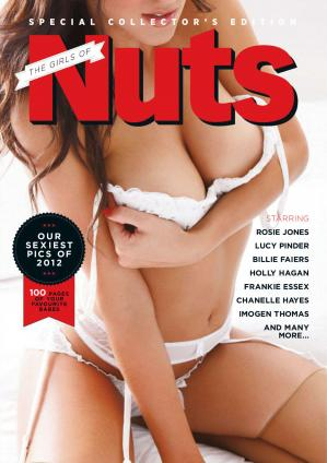 Nuts Special Collector's – Edition The Girls of Nuts 2012