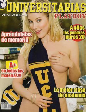 Playboy Venezuela Special Edition – Universitarias 2