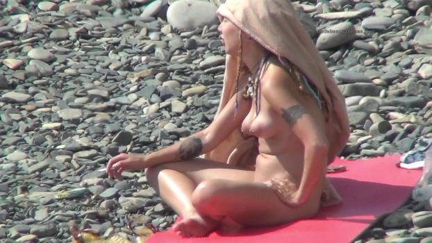 NudeBeachdreams.com- Nudist video 01790