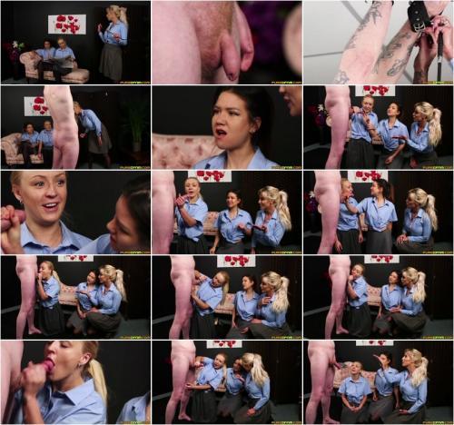 Amber Deen Charlie Monaco And Maya Luna Illegal Erection [FullHD 1080P]