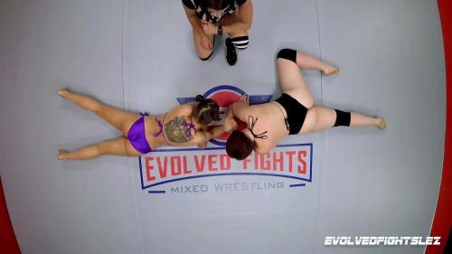 EvolvedFightsLez 20 07 21 Cheyenne Jewel And Mistress Kara Arm Wrestling XXX 1080p MP4-WEIRD