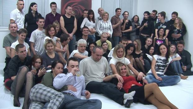 Czechav.com- Amateur group orgy 1