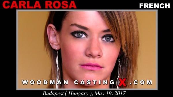 WoodmanCastingx.com- Carla Rosa casting X