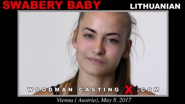 WoodmanCastingx.com- Swabery baby casting X