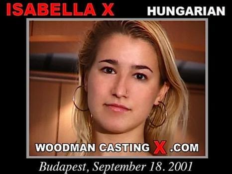 WoodmanCastingx.com- Isabella X casting X