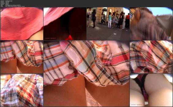 London-upskirt - SkirtShops14