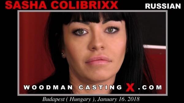 WoodmanCastingx.com- Sasha Colibri casting X