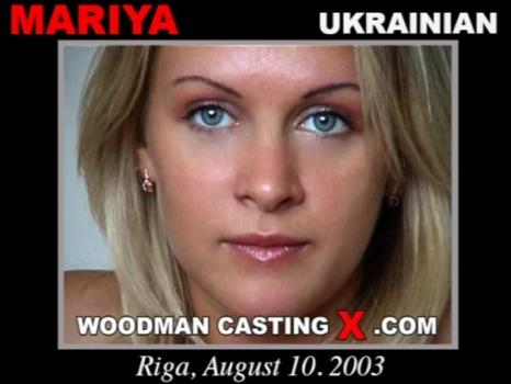 WoodmanCastingx.com- Mariya casting X