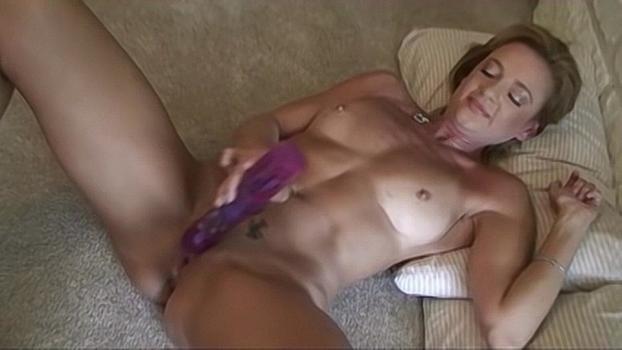 Homegrownvideo.com- Stephanie Spreads And Wanks Off With A Dildo