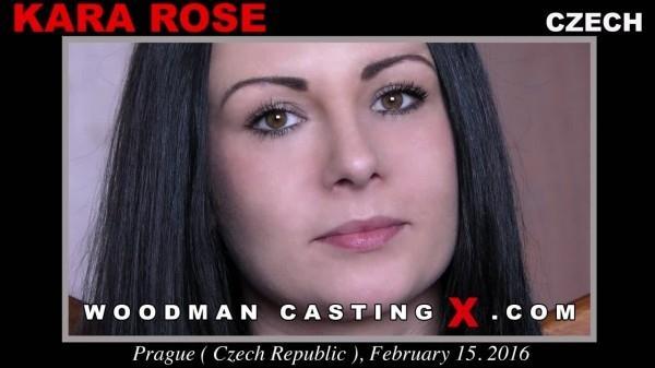 WoodmanCastingx.com- Kara Rose casting X