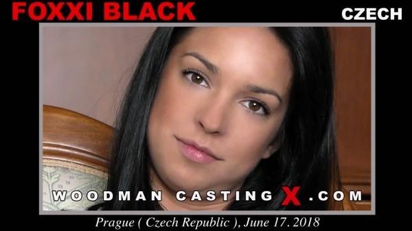 WoodmanCastingx.com- Foxxi Black casting X