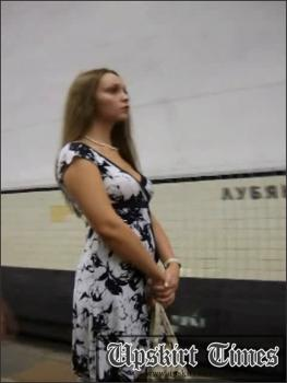 Upskirt-times.com- Ut_0094# Nice lady in a summer dress. I hadn_t enough time to hoist her skirt higher,...