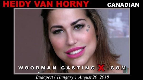 WoodmanCastingx.com- Heidi Van Horny casting X