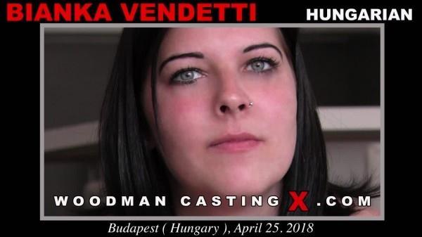 WoodmanCastingx.com- Bianka Vendetti casting X