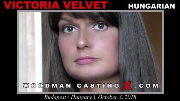 WoodmanCastingx.com- Victoria Velvet casting X