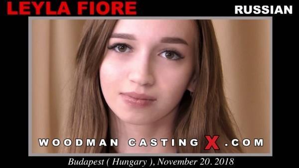 WoodmanCastingx.com- Leyla Fiore casting X