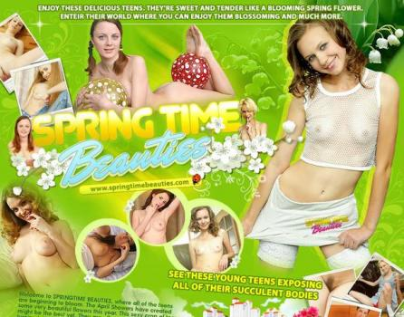 SpringTimeBeauties (SiteRip) Image Cover