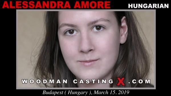 WoodmanCastingx.com- Alessandra Amore casting X