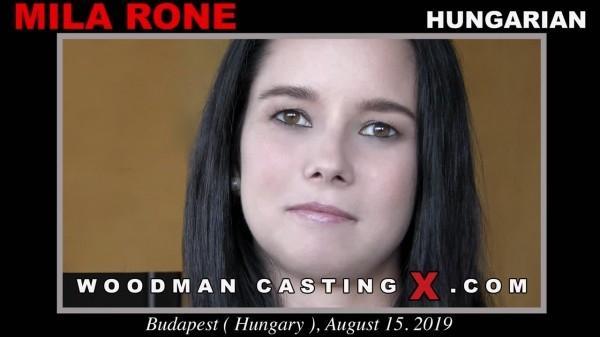 WoodmanCastingx.com- Mila Rone casting X