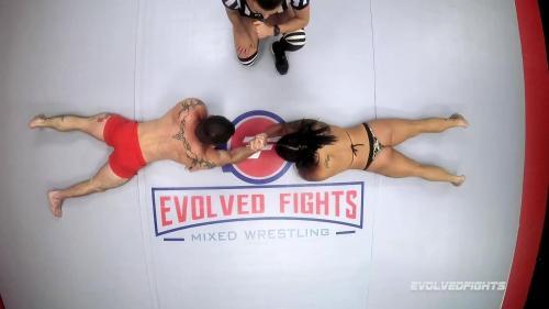 EvolvedFights 20 07 30 Miss Demeanor Arm Wrestling XXX 1080p MP4-WEIRD