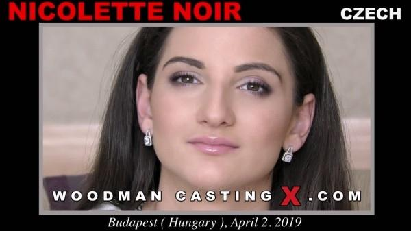 WoodmanCastingx.com- Nicolette Noir casting X