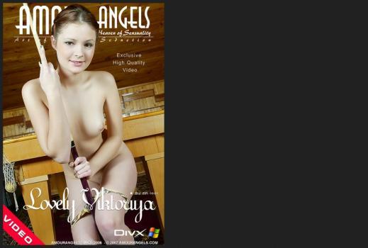 Amourangels.com- LOVELY VIKTORIYA VIDEO