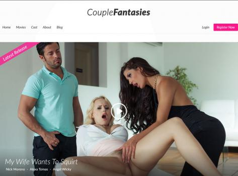 CoupleFantasies (SiteRip) Image Cover