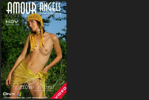 Amourangels.com- YELLOW MOOD VIDEO