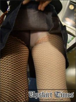 Upskirt-times.com- Ut_0753# This kinky babe was amazing in her short denim skirt. She was wearing unusual...