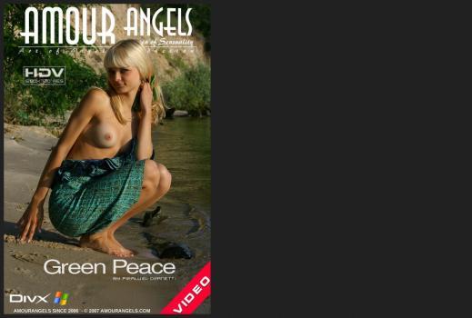Amourangels.com- GREEN PEACE VIDEO