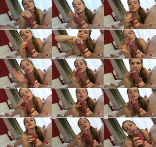 Alessandra Jane - K milked by Alessandra (PART B) [FullHD 1080P]