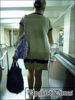 Upskirt-times.com- Ut_0792# What a bitchy blond in a short dress! I shot her twice_first time at the...