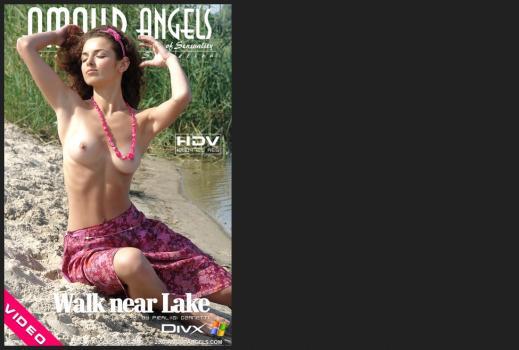 Amourangels.com- WALK NEAR LAKE VIDEO