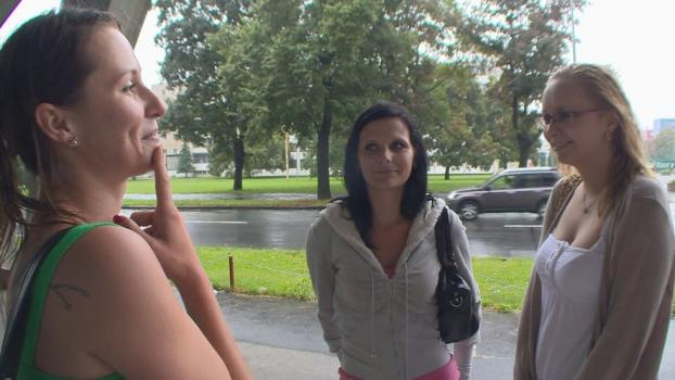 Czechav.com- Two students fuck for cash