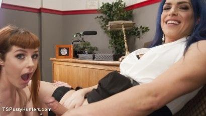 Kink.com- Barbary Rose will do Anything for a Loan.