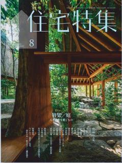 Shinkenchiku Jutaku Tokushu 2020-08 (新建築住宅特集 2020年08月)