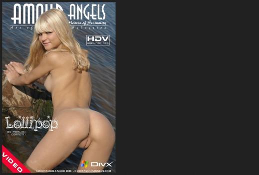 Amourangels.com- LOLLIPOP VIDEO
