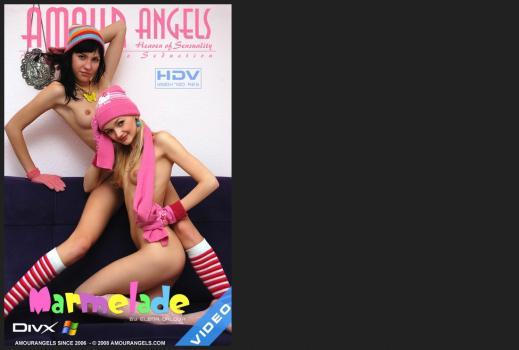 Amourangels.com- MARMELADE VIDEO