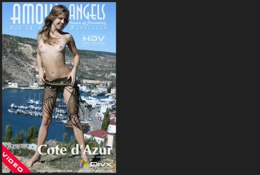 Amourangels.com- COTE D`AZUR VIDEO