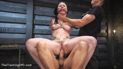 Kink.com- Veruca James_ Anal Submission