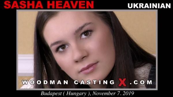WoodmanCastingx.com- Sasha Heaven casting X