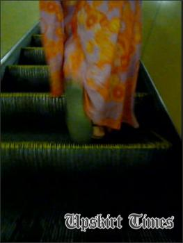 Upskirt-times.com- Ut_1104# One of my hobbies is street upskirt. On one of my hunts I saw a beautiful girl...