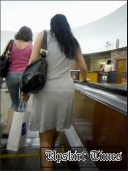 Upskirt-times.com- Ut_1128# When you see a girl in a short summer dress that is walking with her friend,...