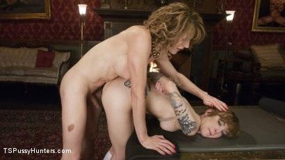 Kink.com- Contract clause gives Jeze Belle an unexpected Cream Pie