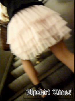 Upskirt-times.com- Ut_1200# Girl in a baggy white skirt! Skirt was double_but it didn_t stop me from...