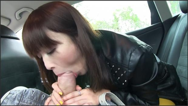 Fakehub.com- Taxi Driver Eats Out Japanese Pussy Before Fucking Her