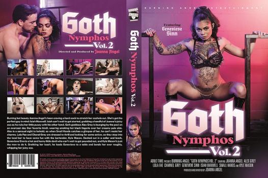 Goth Nymphos 2 (2020) WEB-DL 480p MP4-BAE