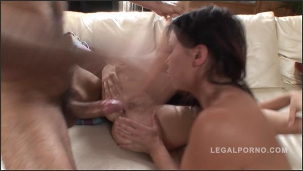 Legalporno.com- Anal threesome with Alysa & Monica NR313