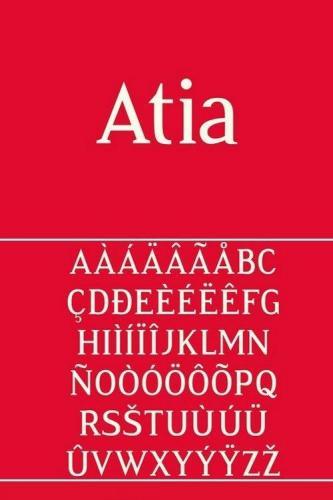 Atia font